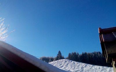 Зимата в Доспат