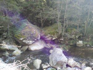 По поречието на река Караджа дере