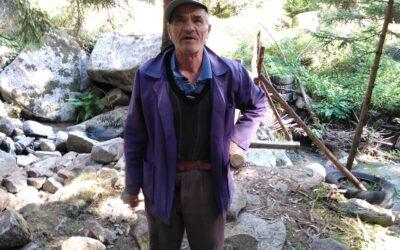 Дядо Шиен – строителят на мостове в Родопите
